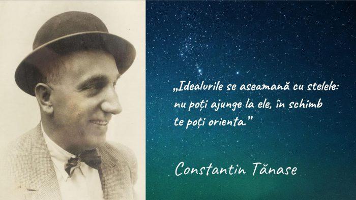 Lecții de leadership de la Constantin Tănase