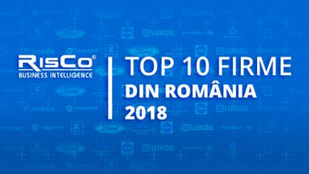 Top 10 companii în România 2018: Dacia și OMV – cele mai mari firme