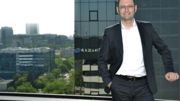 Elvețianul care conduce o afacere globală în România