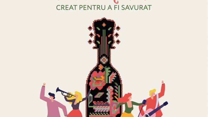 Vinul, muzica și cultura moldovenească se reîntâlnesc la cea de-a doua ediție a Festivalului Vinului Moldovei