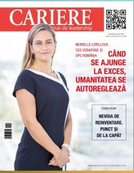 CARIERE no. 269, septembrie 2019