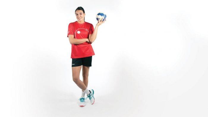 Brandul Cristina Neagu, cea mai bună handbalistă din lume, construit de Rusu+Borțun Brand Growers