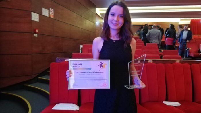 Gala Tineretului din România - Social Impact Award, Marele Premiu pentru Antreprenoriat