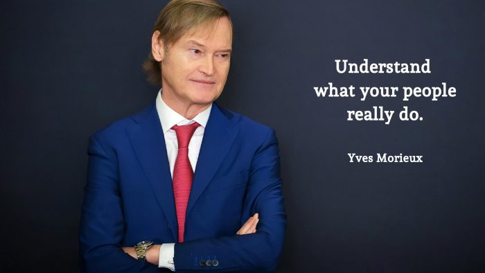 Yves Morieux: Cooperation is a multiplier of human intelligence