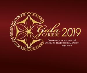 Gala Premiilor Revistei CARIERE - 10 dec 2019