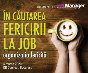 În căutarea fericirii la job. Organizația fericită