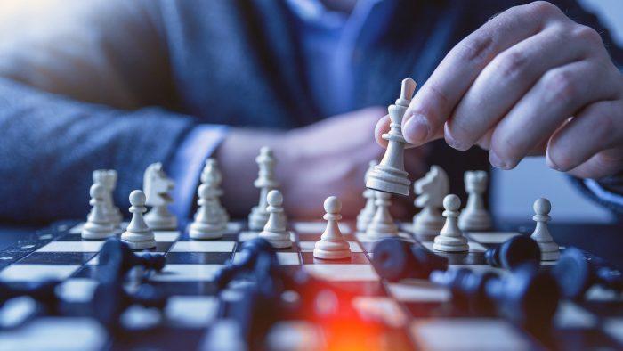 Garry Kasparov: Ce faci când nu ai opțiunea de a sări peste o mutare?