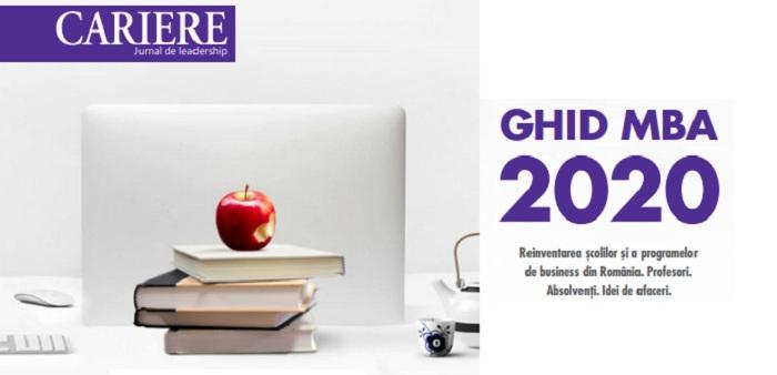 MBA 4.0 and more – a apărut ediția digitală a Ghidului MBA