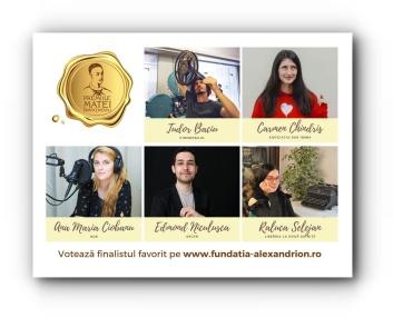 Gala Matei Brâncoveanu 2020: Marea finală va fi difuzată live pe Facebook, duminică, 14 iunie