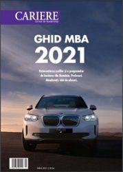 Ghid MBA 2021