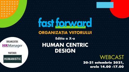 Fast Forward. Organizația Viitorului   Ediția a 10-a
