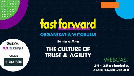 Fast Forward. Organizația Viitorului   Ediția a 11-a