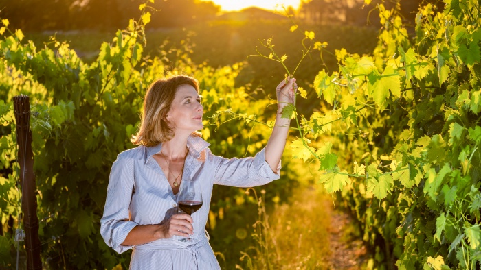 Marinela Ardelean, povestitoarea de vinuri