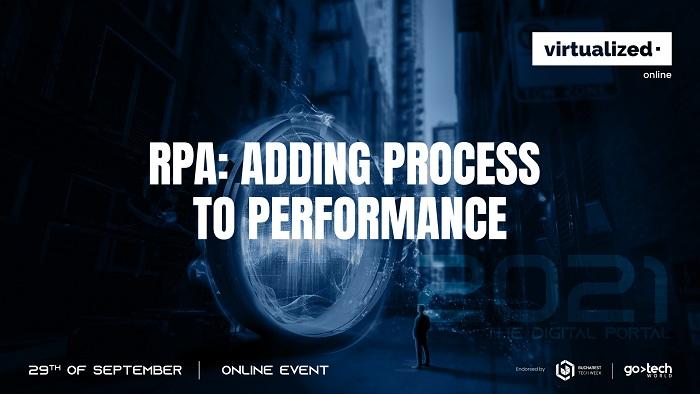 Despre tehnologia RPA și digitalizarea domeniului HR, la edițiile de toamnă Virtualized