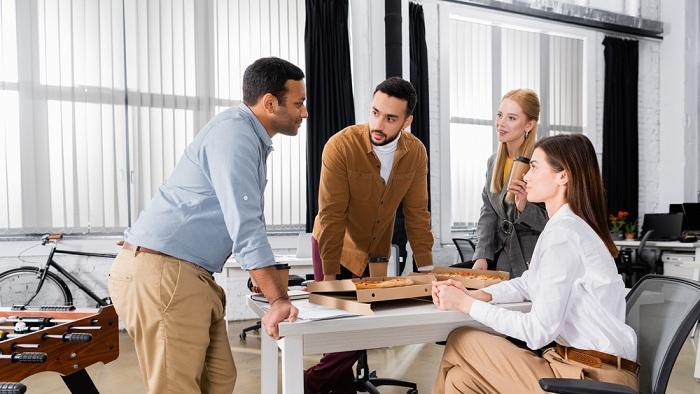 Care sunt așteptările angajaților de la spațiul de lucru