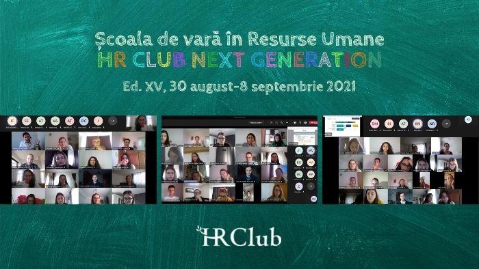 O nouă generaţie de specialişti în resurse umane s-a pregătit online